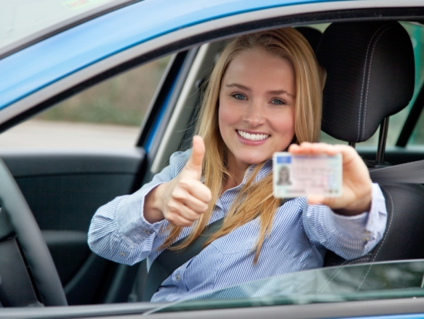 Foreign Driving license